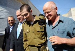 Gilad Shalit - a very lucky guy