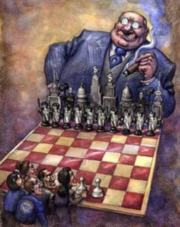 America - Where you can grow up to be a bankster