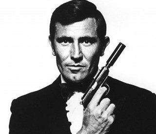 George Lazenby as Bond