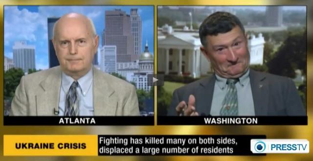 PressTV_Peterson on NATO