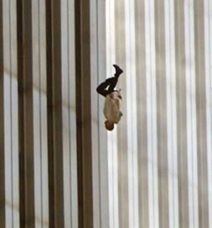 The bastards that really did 9-11 threw America off the roof that day. The least we can do is return the favor.