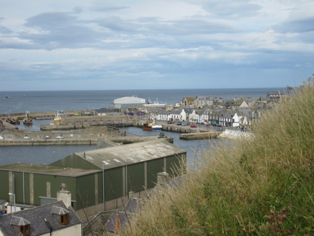 The Port of MacDuff