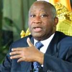 Former Ivorian President Laurent Gbagbo