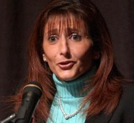 Zionist Rita Katz of bin Laden Studios