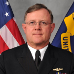 U.S. Navy Vice Admiral Tim Giardina gone from STRATCOM