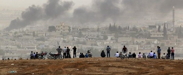 The West fiddles ... while Kobani burns
