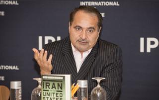 Seyed Hossein Mousavian - a frustrated pro-US Iranian diplomat