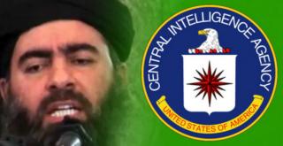 Baghdadi a CIA Asset