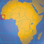 Location of Sierra Leone