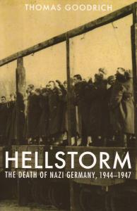Hellstorm: The Rape and Mass Murder of German Women after WWII