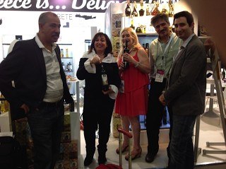 Greek Producers at SIAL