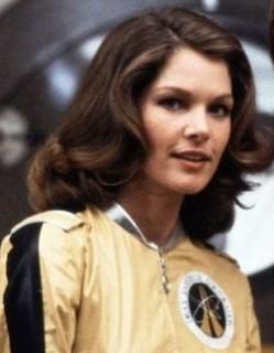 Lois Chiles as Holly Goodhead, a NASA astrophysicist