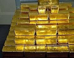 Libyan gold sold by Qhadaffi