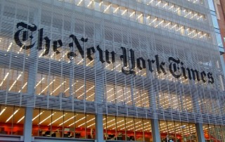 The Times has led the way on shilling for special interests
