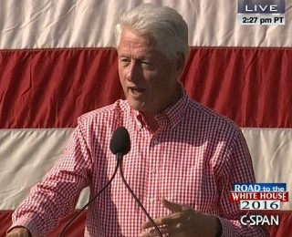 Road to 2016 WH - Clinton in Iowa