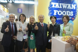Thumbs Up for Taiwan