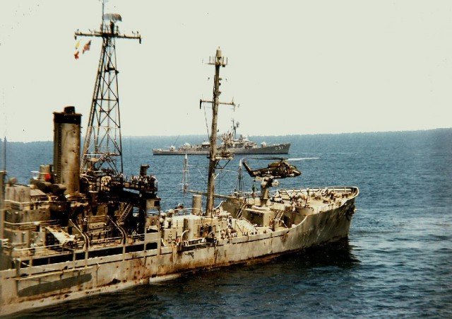 The USS Liberty barely limped to port after Israel tried to sink it in 1967... 171 wounded, 34 killed