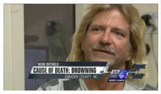 """Michael Calabrese was found floating upright. """"Accidental drowning"""" ?!"""