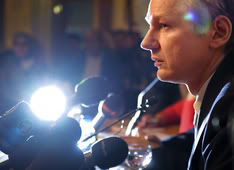 We busted Assange, and of course the controlled media blacked out our coverage