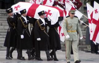 Funeral of Zurab Zhvania