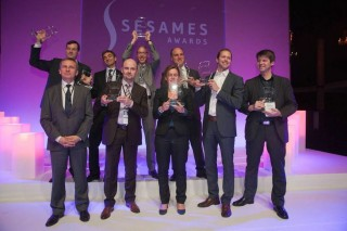 Sesame Award Winners Photo Credit Mark W. Suits