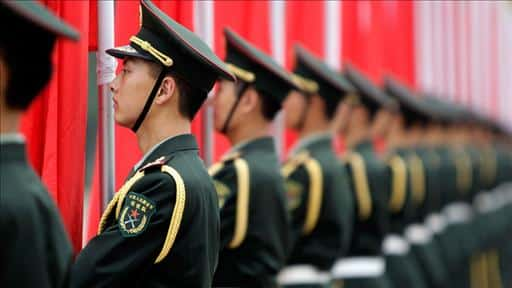 China begins to turn its back on the West ... over it military and economic aggression
