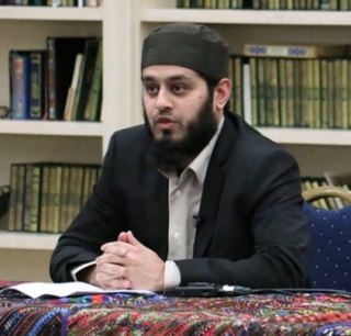 Imam Fayez Tilly, Muslim Caplain at the University of Calgary, Speaks at the Akram Jomaa Islamic Centre to the Forum on Understanding Muslims and Islamophobia.
