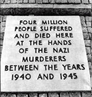 The four million number came from the camp cmdr while being tortured. There was nothing to support it, but no one cared