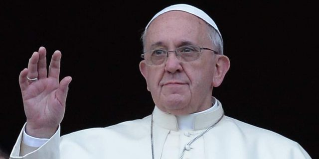 VATICAN-POPE-URBI ORBI-CHRISTMAS