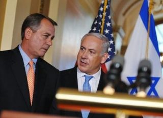 Boehner and Netanyahu plan their Neocon thrust