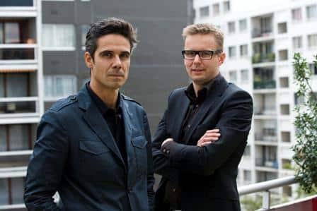 PLTV_Paul_Moreira_(L)_Luc_Hermann_(R),_Directors