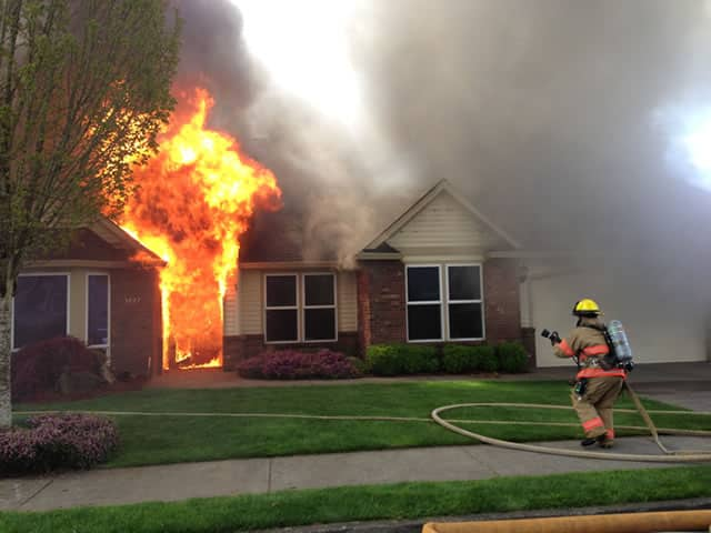 gasonfire