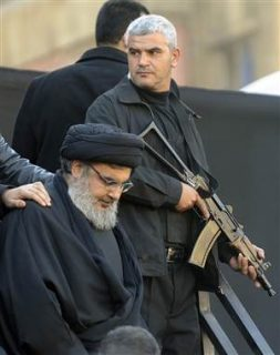 Hezbollah's Nasrhalla was walked a tightrope for a long time