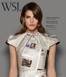 The Wall Street Journal is steering attention away from Congressional espionage in Congress
