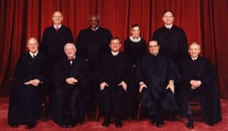 Supreme Court of the US in 2000