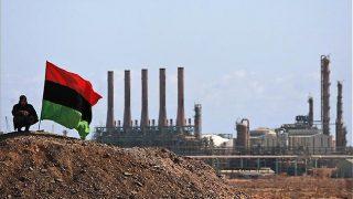 Libya oil sector