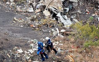 The wreckage this time may not hold the most important clues