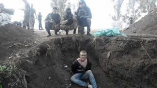 Kiev might have buried this unhappy man alive, but not Donbass