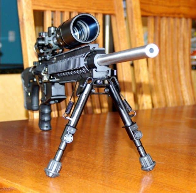 """VT's 24 Inch """"Texas Plinker"""" in 7.62x51mm"""