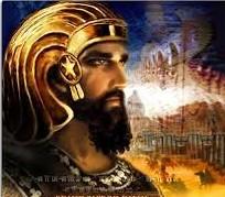 Kind Cyrus of Persia