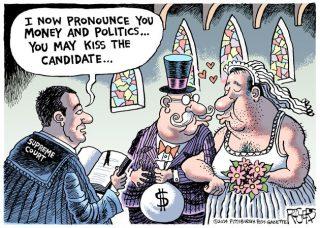MarriageOfMoneyAndPolitics
