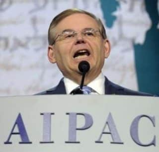 Menendez is just one of many Israeli assets in the Senate