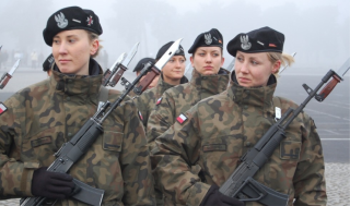 Women of the Polish Military