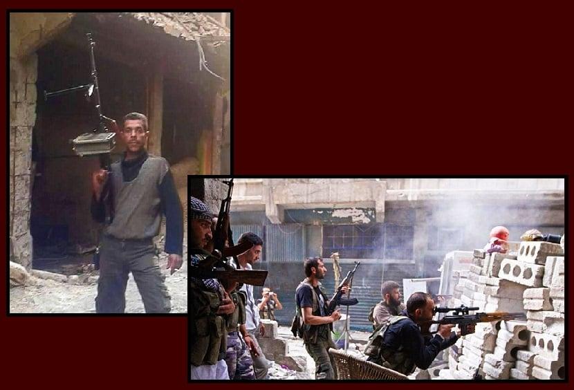 Yarmouk defenses
