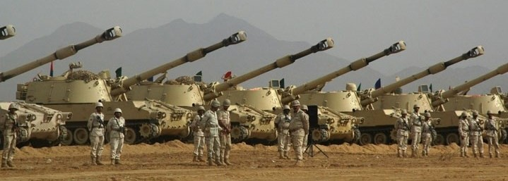 The Saudis have huge amounts of weapons so why are they asking for more?