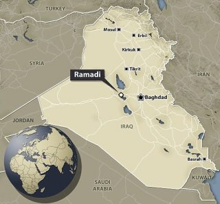 Ramadi will divert any attack on Mosul for some time