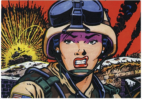 women officer