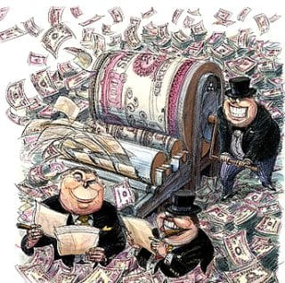 The Bankster-Gangster cabal has always been our main national security threat