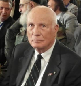 VT's Colonel Jim Hanke, former attaché to Israel