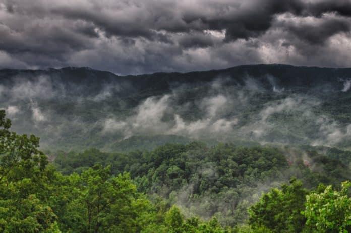 Smoky Mountain Rain Dick Peschke